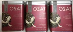 10 NEW Sealed Tins of TAZO JOY Black Tea Holiday Limited Exp
