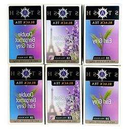 Stash Tea 6-Flavor Assortment Tea The Earls 6 Count Tea Bags
