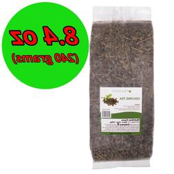 Tea Zone 8.4 oz Oolong Green/Black Tea Loose Leaf Hot and Co