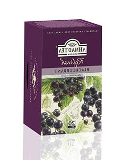 Ahmad Tea, Blackcurrant, 20-Count