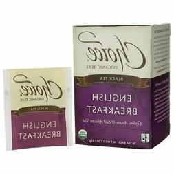 Choice Organic, English Breakfast Tea, 16 ct
