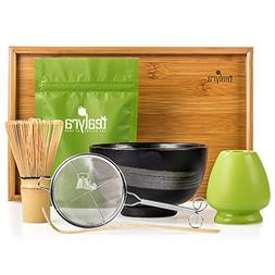 Tealyra - Matcha Kit - Connoisseur Ceremony Start Up Set - P