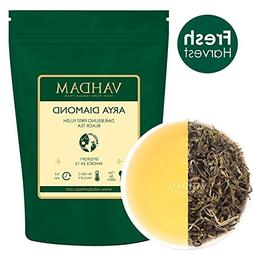 Arya Diamond Darjeeling First Flush Organic Black Tea, 100%