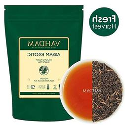 Assam Tea Leaves with Golden Tips, 3.53 Oz  - Strong, Malty