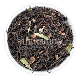 Assam Tea Loose Leaf Spiced Chai by Golden Tips. STRONG & Tr