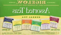 Bigelow Assorted Herbal Teas, 18 Count, Pomegranate Pizzazz,