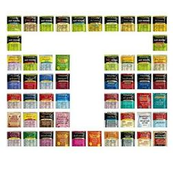 Geenbow Bigelow Tea Sampler 54 Classic Flavor Assortment Tea