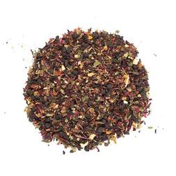 Bing Cherry Zing Loose Leaf Flavored Teas with Tart Dried Ch