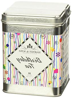 Harney & Sons Decaffeinated Birthday Black Tea With Fruit an