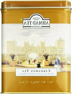 Ahmad Tea Black Cardamom Loose Tea, 17.6 oz  شاي احمد