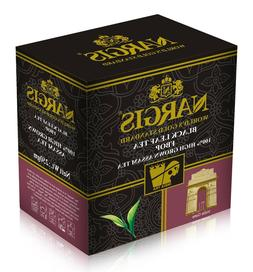 Black Leaf Tea FBOP 250 Grams !00% high grown Assam Chai Her