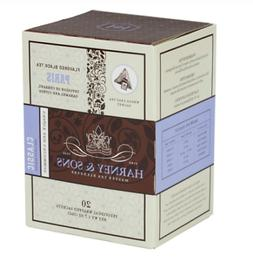 Harney & Sons Black Tea, Paris, 20 Tea Bags