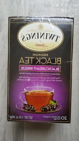 Twinings Black Tea China Oolong 20 Count Bagged Tea