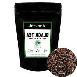 Black Tea Loose Leaf Organic , English Breakfast Tea, Smooth