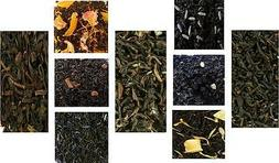 Black Tea or Oolong teas- iced or hot - choose flavor, qty,