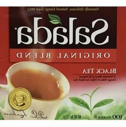 Salada Black Tea, Original Blend, 100 tea bags-FREE SHIPPING
