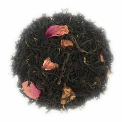 Black Tea Rose Colada Herbal Natural Fresh Healthy Chai Beve