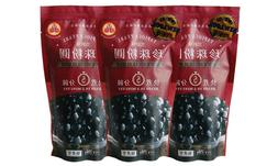 WuFuYuan Boba Black Tapioca Pearl Bubble Tea Quick Cook 8.8