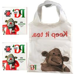 British PG Tips 2 x 160 Bags & PG Tips Monkey Shopping Bag |