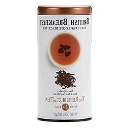 The Republic Of Tea British Breakfast Full-Leaf Black Tea, 3