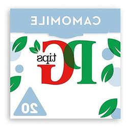 PG tips Camomile Pyramid Teabags - 20 per pack