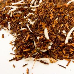 Caramel Rooibos Tea Loose Leaf Flavored Red Tea with Sweet C