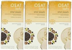 Tazo Chai Natural Spiced Black Tea Latte Concentrate 32-ounc