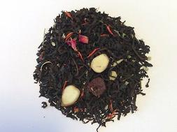 Cherry Almond Black Loose Leaf Tea 4oz 1/4 lb