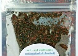 China Black Tea  - great for blending other flavors - 1 oz.