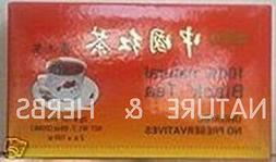 China Organic Black Tea  100 Tea Bags by A2AWorld Green Tea
