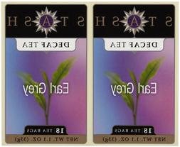 Stash Tea Decaf Earl Grey Tea, 18 ct, 2 pk