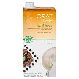 Tazo Decaf Latte Chai Tea, 32 oz