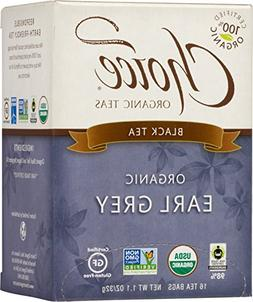 CHOICE ORGANIC TEAS Earl Grey Organic Tea 16 BAG