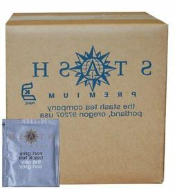 Stash Tea Earl Grey Black Tea, 100 Count Box of Tea Bags in
