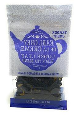 NEW! Trader Joe's Earl Grey De la Creme Loose Leaf Black Tea