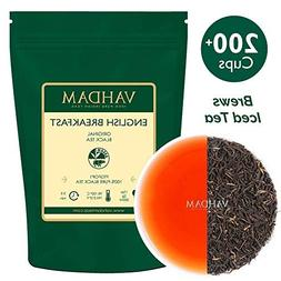 Original English Breakfast Black Tea Leaves  STRONG, RICH &