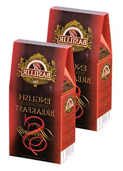 Basilur | Original English Breakfast Tea | Ultra-Premium Loo