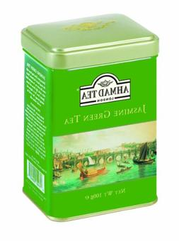 Ahmad Tea English Scene Green Tea, Jasmine, 3.5 Ounce