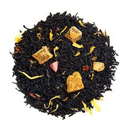 Basilur | Exotic Tea Pouch | Non GMO Whole Leaf Black Tea wi