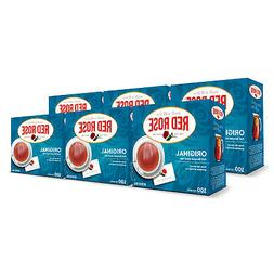 Red Rose Full Flavored Black Tea Original - 100 CT