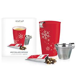 Tea Forté Loose Starter Set Holiday Gift with Kati Cup Infu