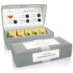 Tea Forté Petite Presentation Box Sampler with 10 Handcraft