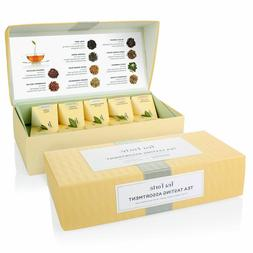 Tea Forté Tea Tasting Assortment Petite Presentation Box Te