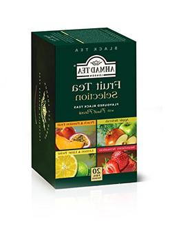 Ahmad Tea Fruit Tea Selection, 20-Count