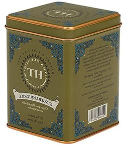 Harney & Sons Caffeine-Free Herbal Ginger Liquorice Tea Tin