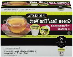 Bigelow Green Tea with Pomegranate, K-Cup Portion Pack for K