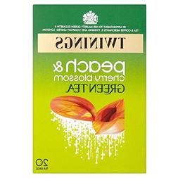 Twinings Green Tea with Peach & Cherry Blossom