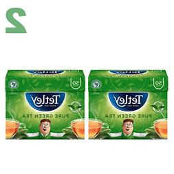 Tetley Green Tea with Lemon Teabags 50x