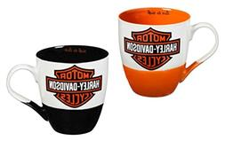 Harley Davidson American Legend Ceramic Coffee or Tea Cups G