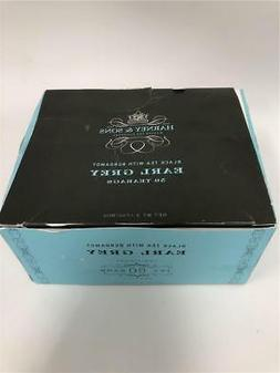 Harney & Sons 50 count box EARL GREY black tea with Bergamot